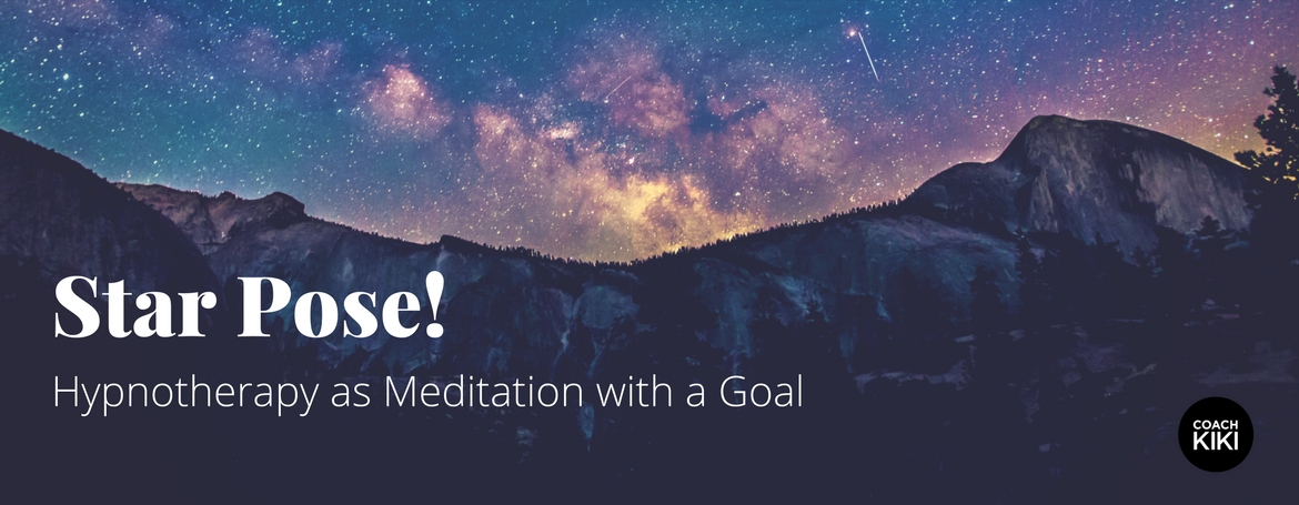 Day 2 | Hypnosis: Meditation with a Goal